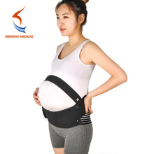 Breathable maternity belt for pregnancy belly