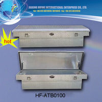 2014 hot selling aluminium tool boxes,custom metal box