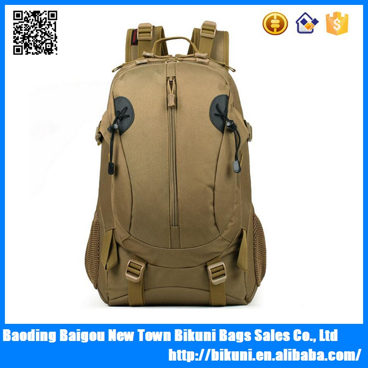 High quality 1680D nylon tactical military backpack bag