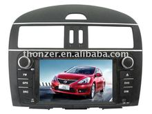 "7"" CAR DVD PLayer with GPS for Nissan Tiida (TZ-NS7002L)"