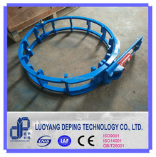 Oil and Gas Pipe Aligment using External Pipe clamps/External Pipe Alignment Tools
