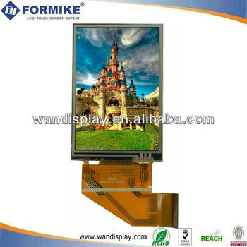 "3.5""TFT LCD Panel(320x480)with touch screen"