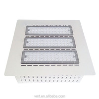 VMT high power aluminum IP65 120w gas station led canopy light fixtures