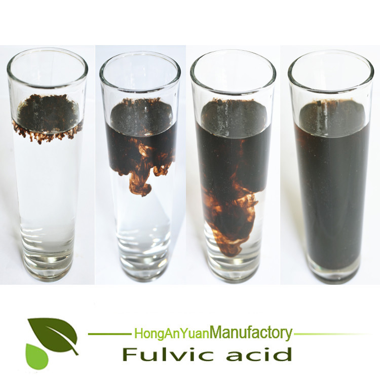 Pingxiang HAY super potassium fulvic acid named fertilizer 100% water soluble