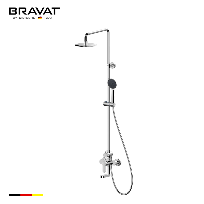 Professionable Wall Mounted German Faucet Air Mix Technology F63783c ...