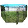 New design dog playpen foldable