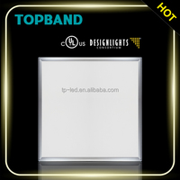 Shenzhen UL,DLC LED panel light 1x1FT, 2x2FT, 1x4FT, 2x4FT 5years warranty