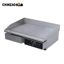 Full Fat Electric Pancake Griddle Plate Burning Teppanyaki Grill