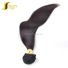 100% Remy Human Hair Extensions unprocessed virgin thailand hair weave