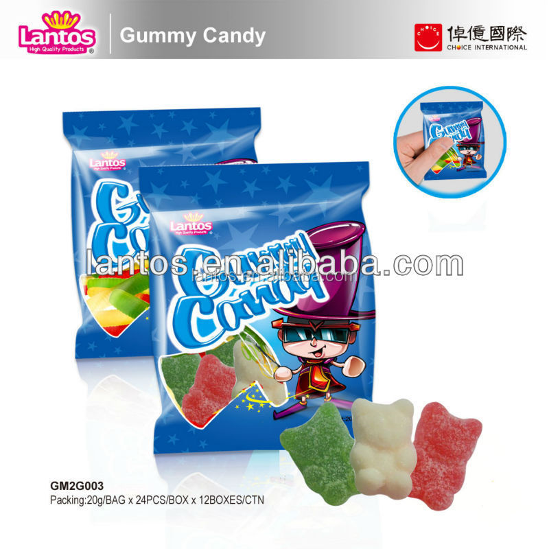 halal gummy bears with