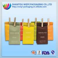 Printed Flexible Pouches For Seasoning/Food Bags For Seasoning Packaging/food paper sachets bag for seasoning packaging