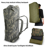 2014 Best tactical canvas military backpack