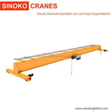workshop 2 ton overhead crane for sale