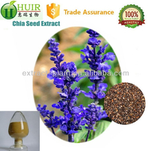 Health food Chinese suppliers Chia Seed Extract / Chia Seeds Extract/salvia hispanica