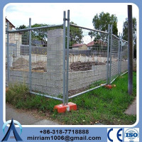 (Australia )temporary fence/temporary fencing/mobile pet fence(factory)