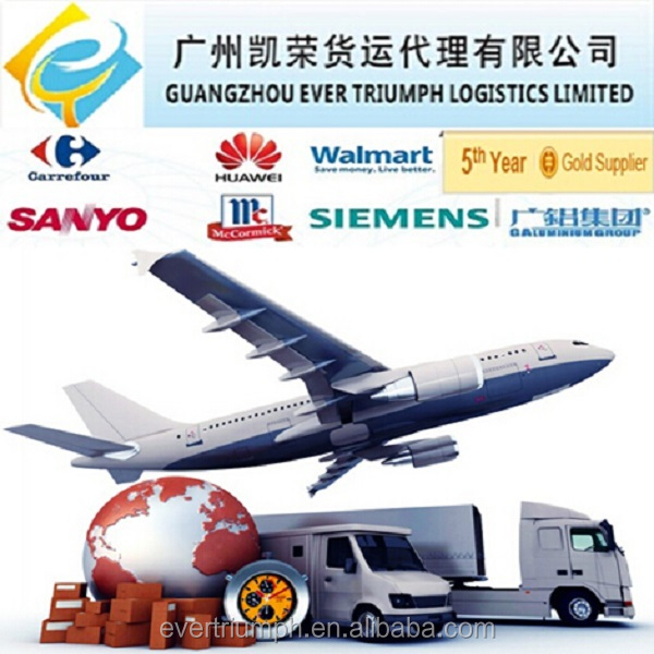 DHL express tracking service from Shenzhen to USA