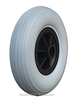 Contemporary promotional Solid PU Foam Wheel, pu foam rubber wheels 8 inch wy-025-2
