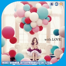 Best Selling 2nd birthday party ideas large balloons oversized latex balloons