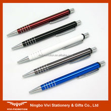 2016 New Design Anodized Aluminum Pen (VBP184)