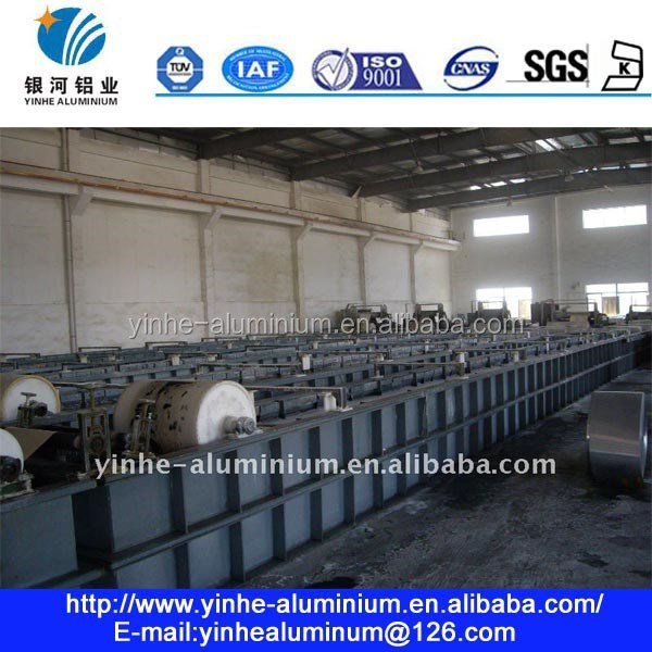 wrapping cable aluminium foil