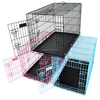factory folding dog crate