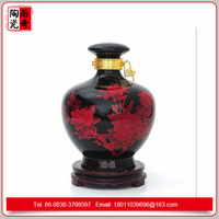 wholesale chinese black porcelain reproductions