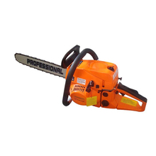Hot selling Gas Powered 2017 New Design Gasoline Chain Saw