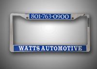 2017 Plastic car License Plate Holder/Car License Plate Cover/Plastic License Plate frame