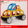 MAG-WISDOM 2016 Colorful DIY Magnetic Toys in Blocks
