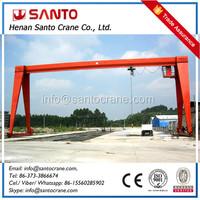 For Warehouse Wide Span Gantry Crane