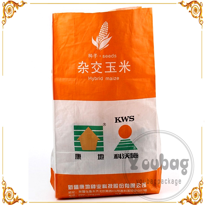 Recycled wholesale cheap 25kg pp rice bags For OEM
