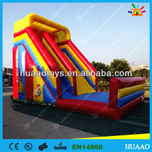 comercial grade giant inflatable water slide for kids adult