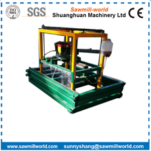 china used portable chain sawmill machine for sale