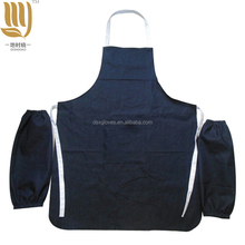 Kitchen Apron with sleeve Protection Apron with sleeve kitchen apron and sleeves