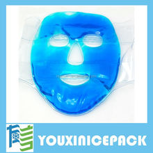 Face Care Women Reusable Hot Cold Mask Gel Facial Mask Ice Pack