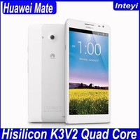 Original Huawei mate 1 MT1-U06 Quad Core 1.5GHz RAM 2GB ROM 8GB Android 4.1 Mobile Phone 6.1 Inch IPS 4050mAh Battery