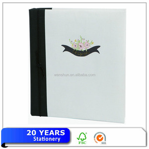 Indian wedding voice recording hardcover design photo album