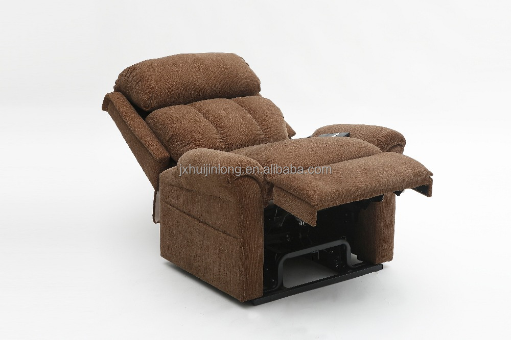 2 motor mobility power adjustable massage lift recliner chair / elderly living rise sofa