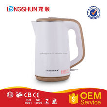 Household appliance boiling Water 1.0l rapid boil electric water kettle