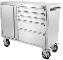 Heavy Duty Tool Chest On Wheels /Cabinet Sliding Door Roller