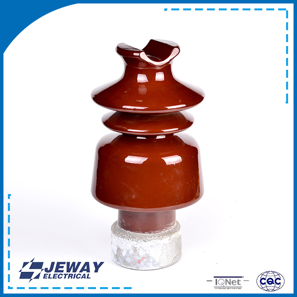 57-2FW2 Hot selling ceramic electrical pin type line post insulator