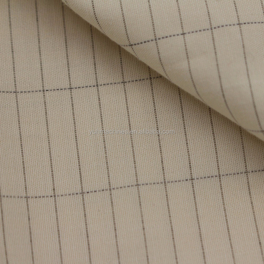 Silver Cotton Antibacterial Bed Sheet Fabric
