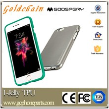 GC Fashion Jelly case Mercury Goospery For 7G ,cover case for 7G