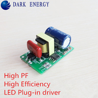 bulb driver high power factor IC driver 9-20w led driver supply brand of Dark Energy