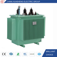 Oil type three Phase 11kv 500kva power distribution transformer IEC approved