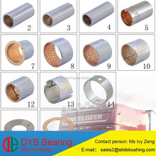SAE797/792 material bronze alloy bush,steel backed bushes,Piston pin bimetal bush