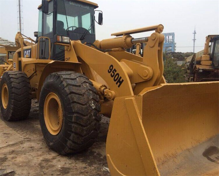 good quality japanese original 950H used wheel loader for sale