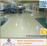 Liquid epoxy resin stone hard epoxy flooring