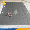 White/black hdpe ground mat with high quality