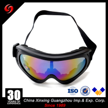 military tactical anti fog safety sun wind dust goggles for army airsoft